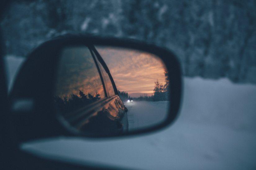 Decizii în oglindaretrovizoare