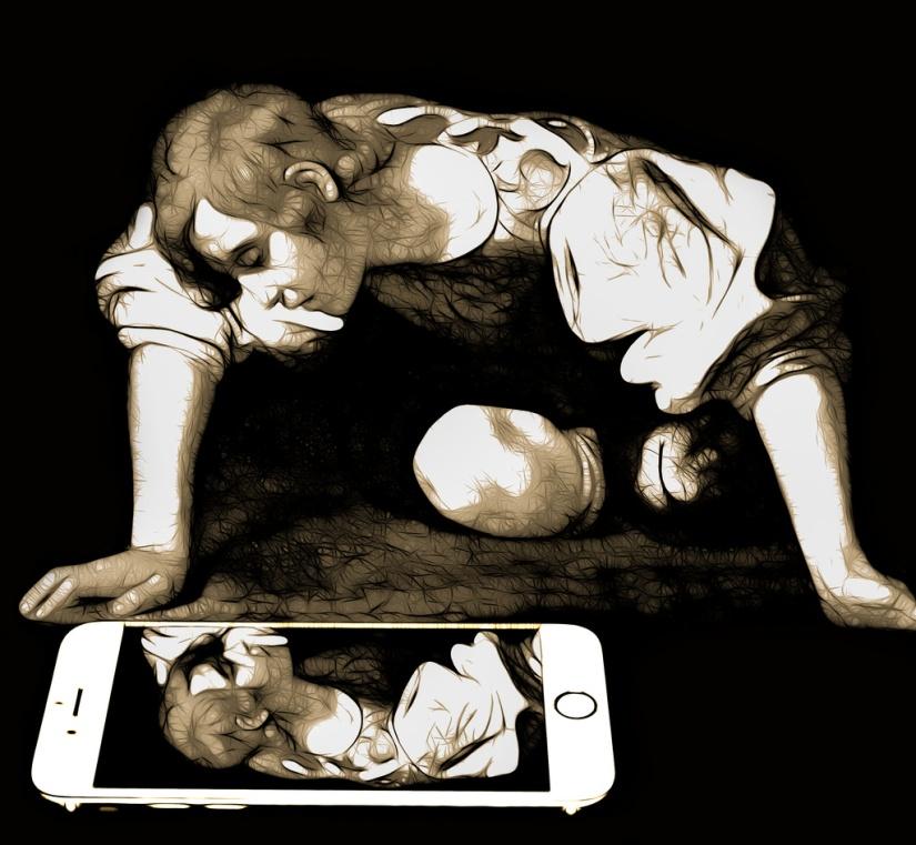 Selfie-ul sau istoria luiNarcis
